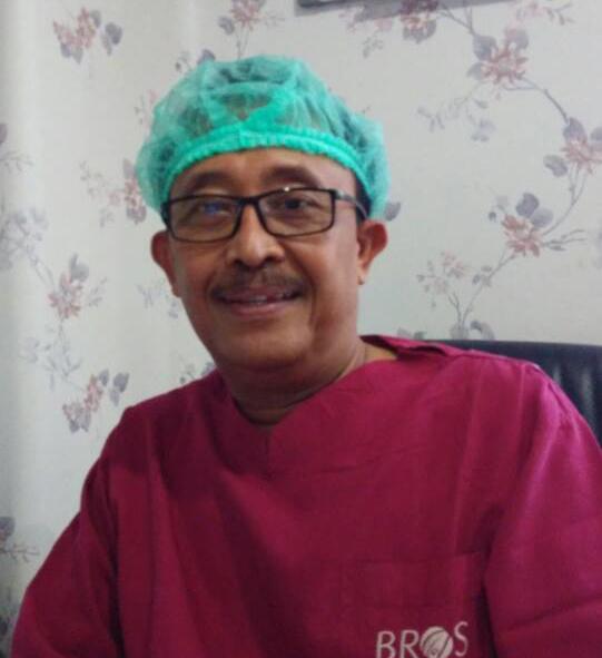 I.B Putra Adnyana, Sp.OG 博士