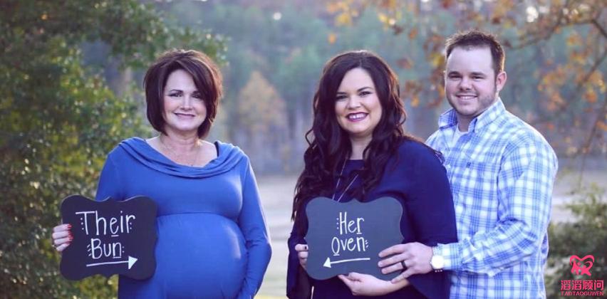 50岁婆婆替不孕儿媳代孕,历经艰辛终于生下孙子!
