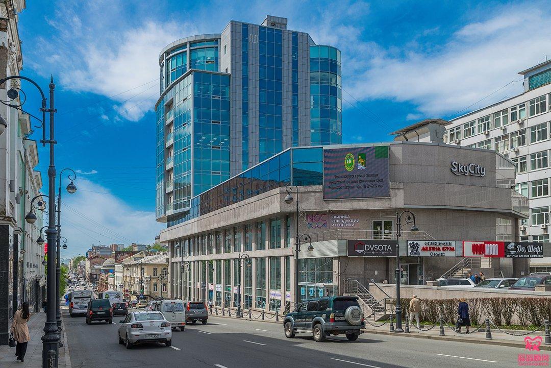 俄罗斯NGC海参崴医院